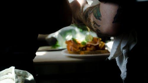 廚師, 準備食材, 食物 的 免費圖庫相片