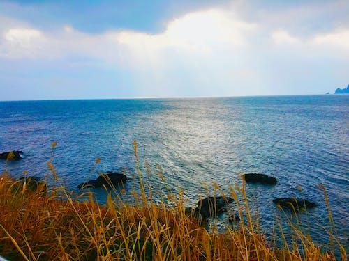 Gratis lagerfoto af hav, horisont, kyst, kystlinje