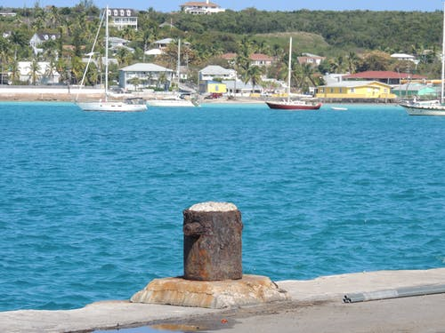 Fotobanka sbezplatnými fotkami na tému bahamy, cupids cay, eleuthera, malé plachetnice