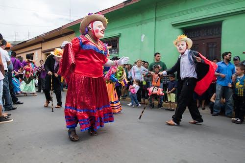 Foto stok gratis amerika latin, aneh, badut