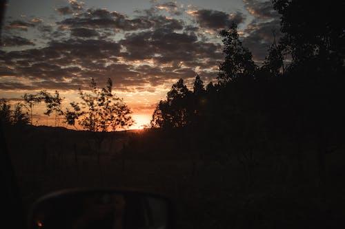 Бесплатное стоковое фото с вечер, вода, закат, легкий