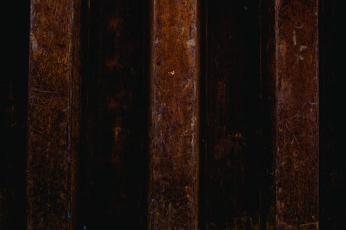 Brown Wooden Board in Close Up Photography