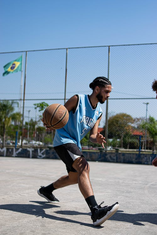 Kostnadsfri bild av basketboll, boll, fritid, gata