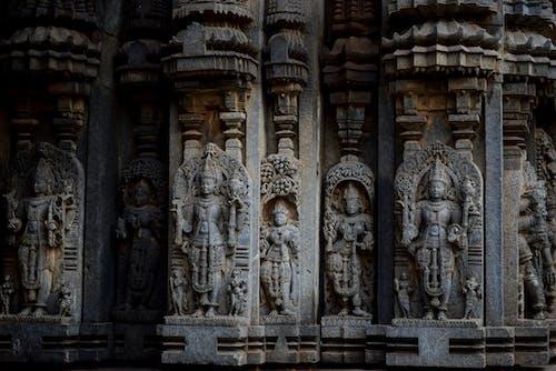 Free stock photo of hindu temple