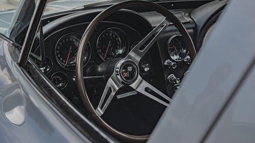 Fotos de stock gratuitas de auto, auto clásico, automóvil, autos y cafe