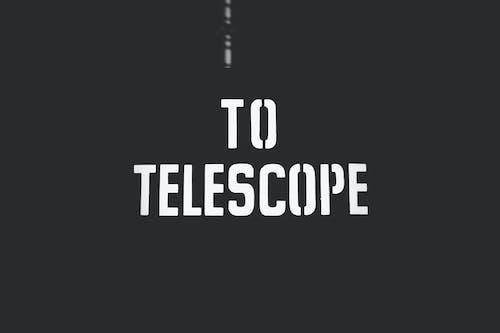 Безкоштовне стокове фото на тему «друкарня, телескоп»