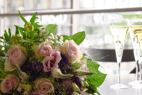 Free stock photo of bridal bouquet, flowers, wedding
