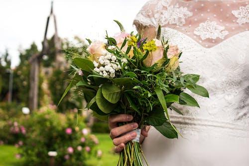 Free stock photo of bridal, bridal bouquet, wedding