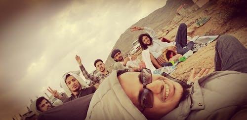 arap, dağ, doğa, en yakın arkadaşlar içeren Ücretsiz stok fotoğraf