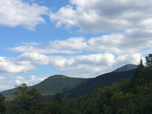 Kostnadsfri bild av bergen, moln