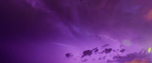 Ảnh lưu trữ miễn phí về bầu trời, céusderondònia, đám mây, đêm