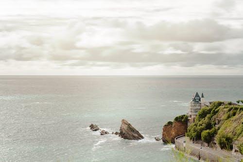 Základová fotografie zdarma na téma dovolená, horizont, kameny, moře