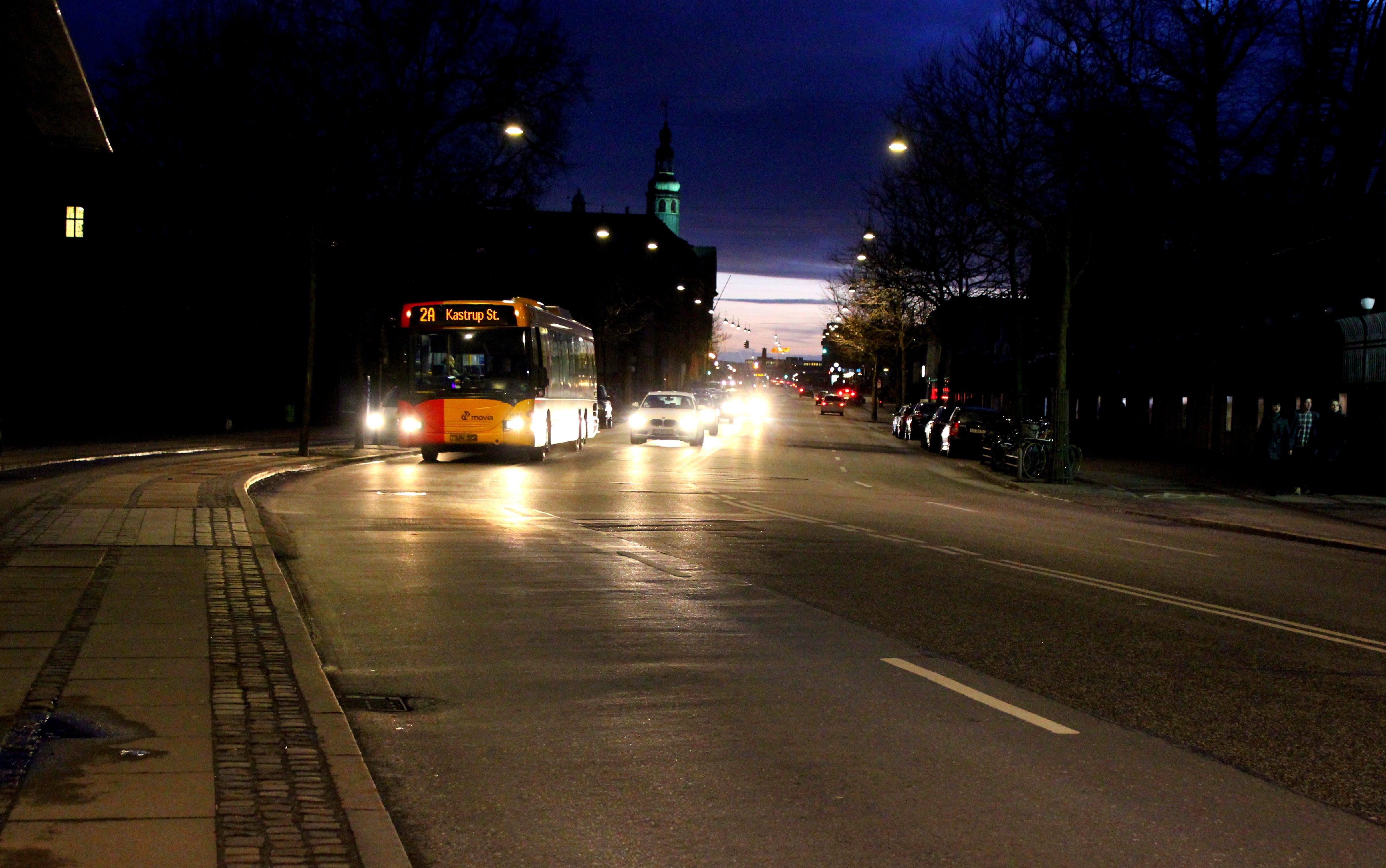 Free stock photo of city, copenhagen, night
