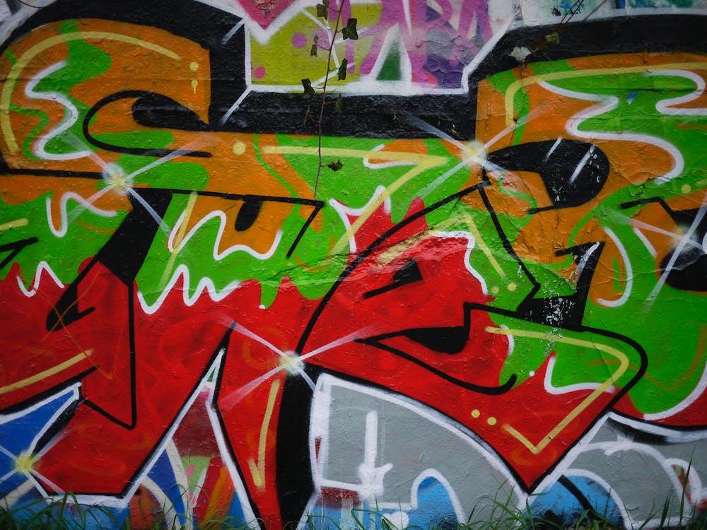 Free stock photo of graffiti, Wandmalerei