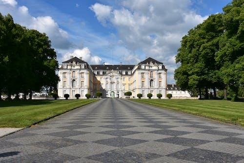 Free stock photo of castle of Bruehl near Bonn, Schloss Brühl bei Bonn