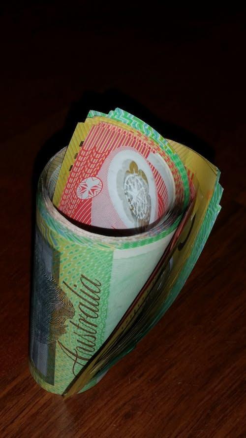 Free stock photo of $100, Australian Money, dollar