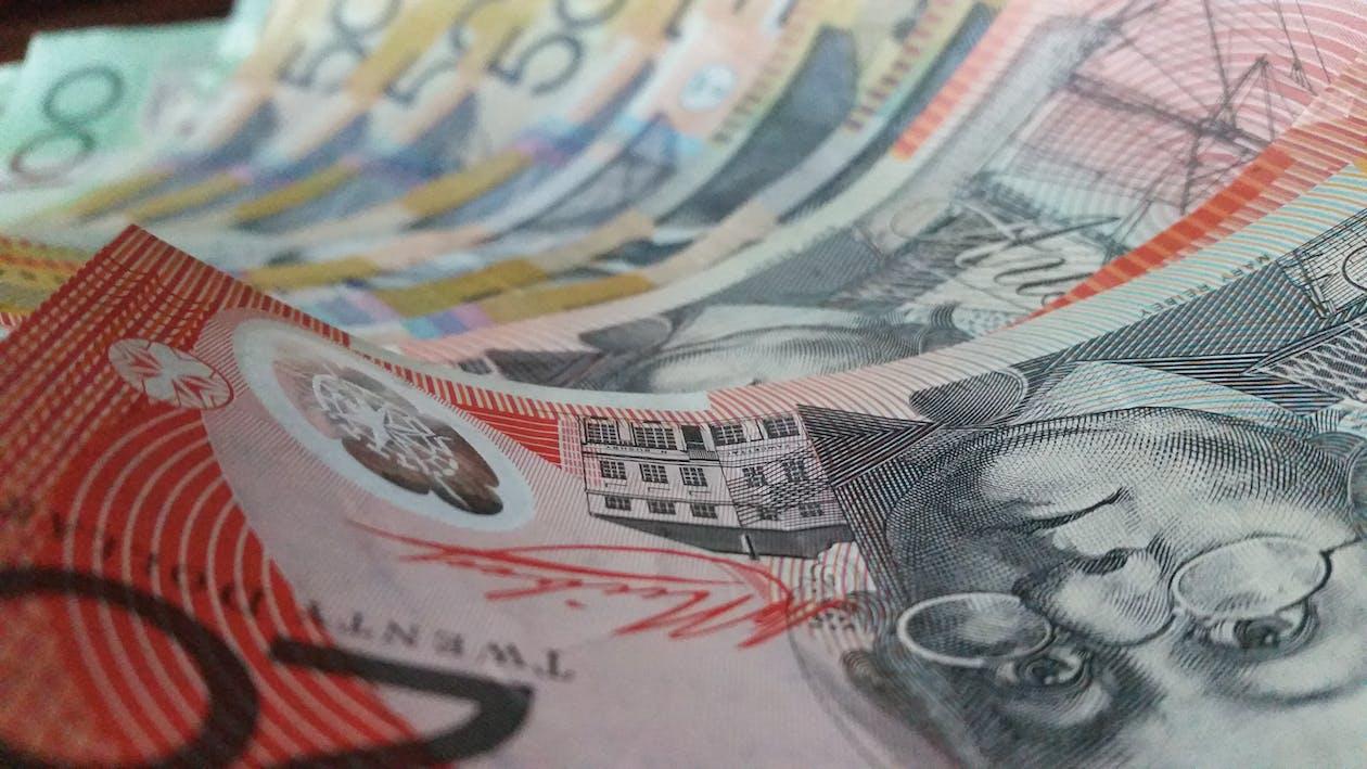 Free stock photo of Australian Money, money, note