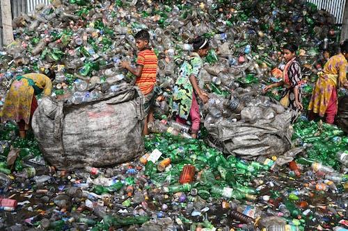 Gratis stockfoto met afval, arbeid, arm