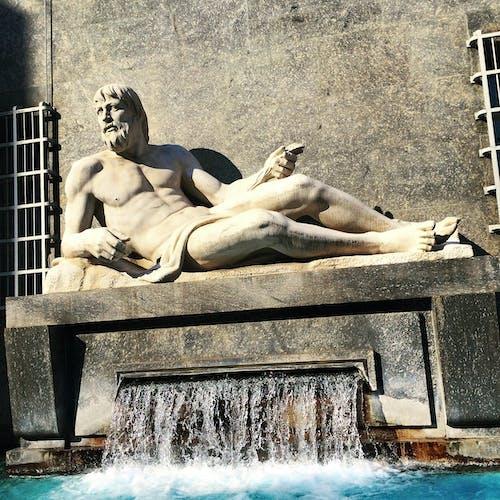 Free stock photo of architecture, fontana, fontana del po