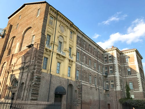 Free stock photo of architecture, architettura, brick wall