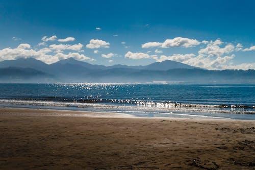 早日出, 海景, 海滩岸边, 海灘 的 免费素材图片
