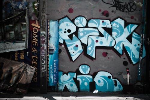 人為破壞, 城市文化, 塗鴉, 曼谷 的 免费素材图片