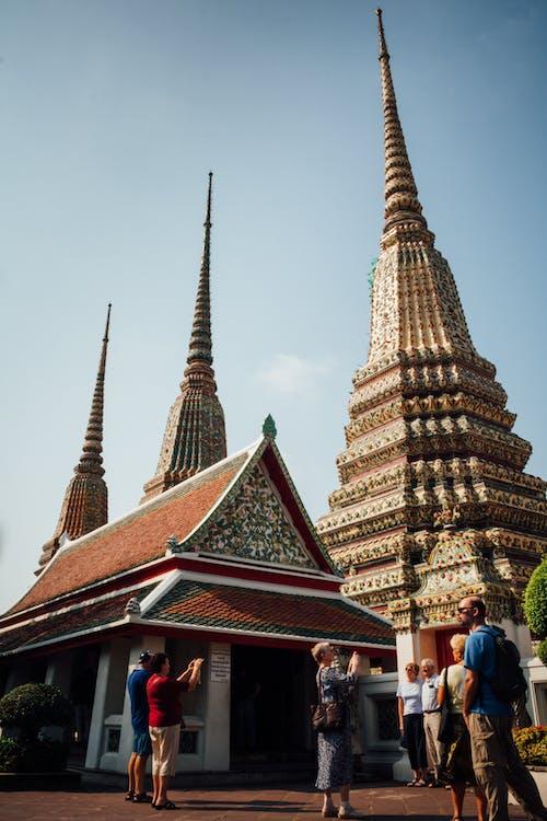 佛, 佛塔, 佛陀, 修道院 的 免费素材图片