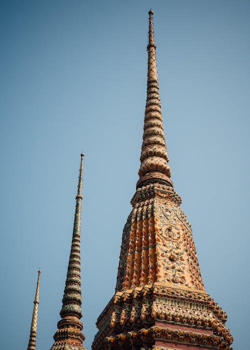 佛, 佛塔, 佛陀, 傳統 的 免费素材图片
