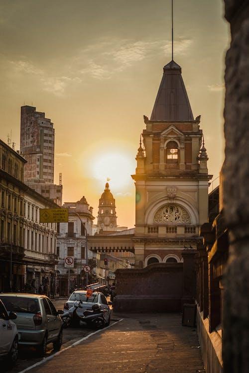 Imagine de stoc gratuită din amurg, apus, arhitectură, biserică