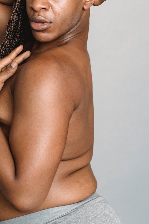 Gratis lagerfoto af acceptere, afgrøde, afroamerikansk mand