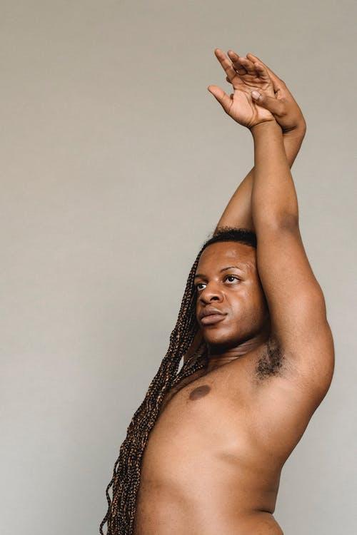 Gratis lagerfoto af acceptere, afroamerikansk mand, alternativ