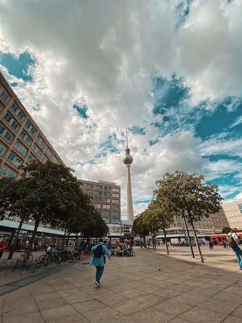 Foto stok gratis Berlin, jerman, karantina