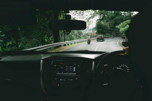 Free stock photo of car, car driving, dash board