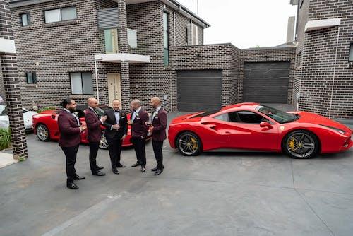 Free stock photo of exotic, exotic car, Ferrari, ferrari wedding