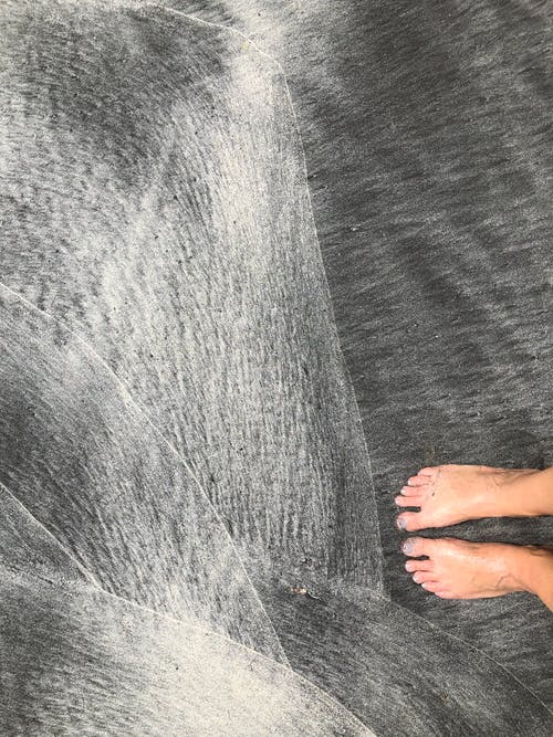Fotobanka sbezplatnými fotkami na tému aan lichtbak toevoegen, abstraktný, biely piesok