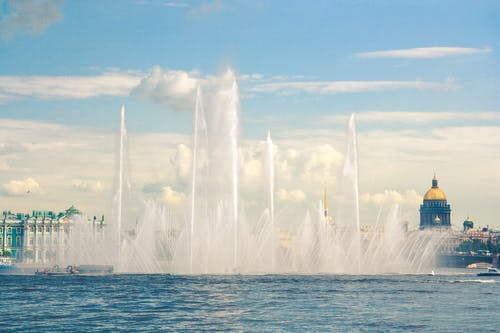 Free stock photo of architectural, beautiful, city, cityscape