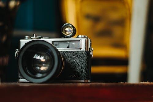 Foto d'estoc gratuïta de analògic, antic, càmera