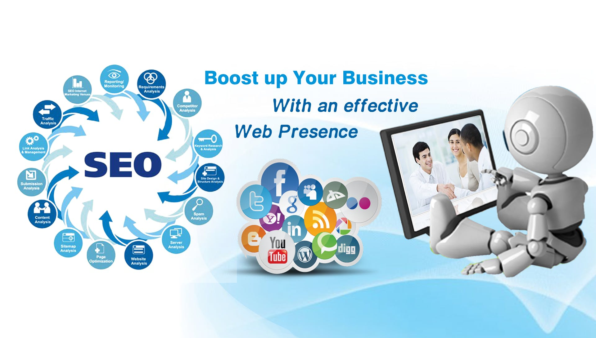 Boost Up Your Business With SEORAISERS