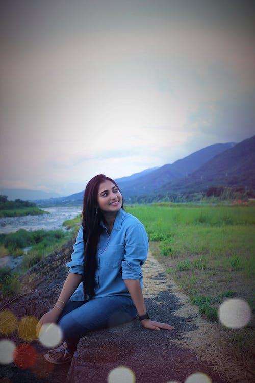 Free stock photo of asian girl, beautiful girl, beautiful nature