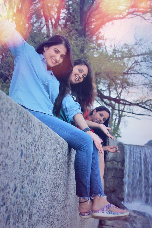 Free stock photo of asian girls, beautiful girls, enjoy