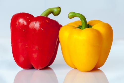 新鮮, 甜椒, 蔬菜, 辣椒 的 免費圖庫相片