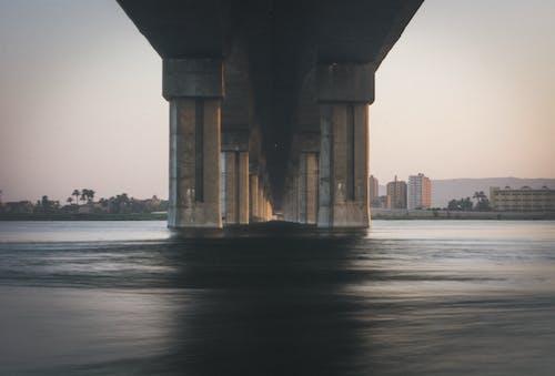 Free stock photo of abstract, bridge, long exposure, nature