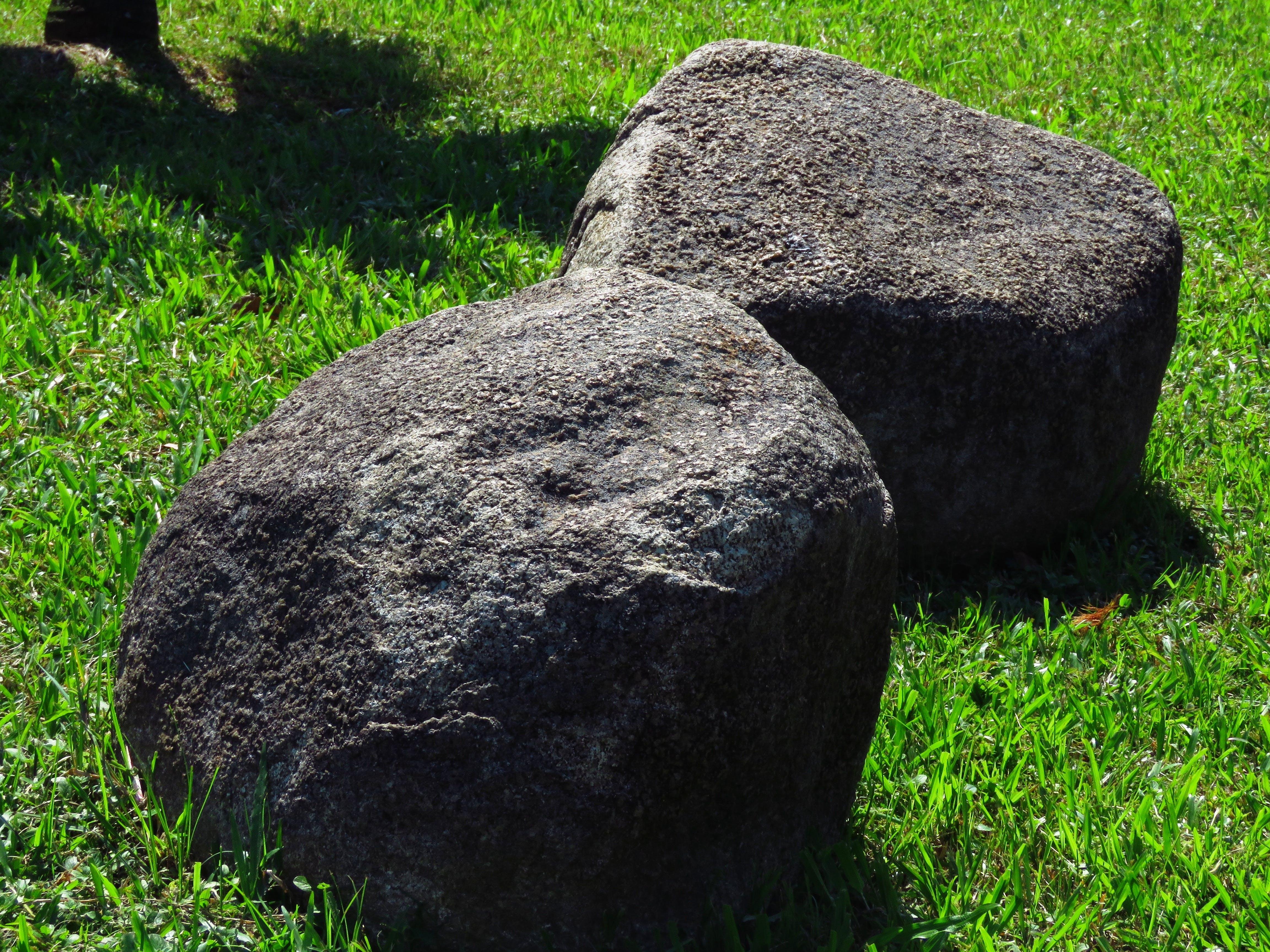 boulders, close-up, daylight