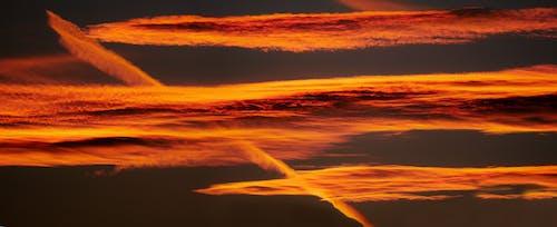 Fotos de stock gratuitas de amanecer, cielo, dorado, dramático