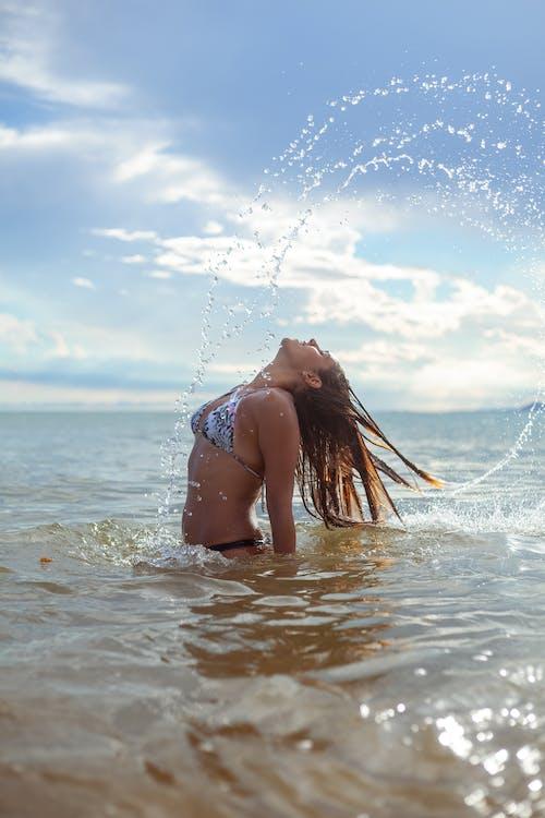 Ingyenes stockfotó beachs, bikini, csípős témában
