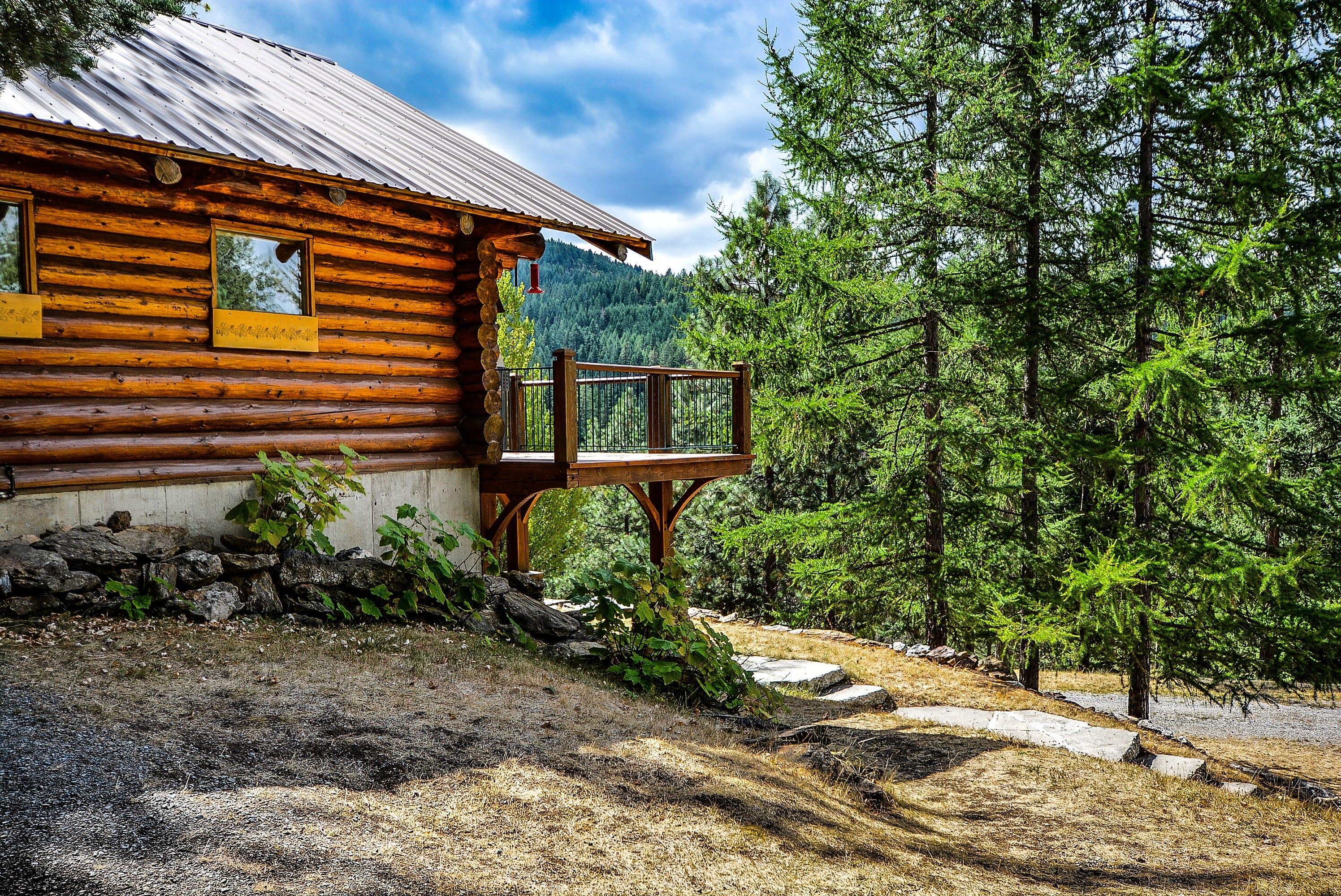 Imagine de stoc gratuită din acoperiș, arbori, aspect, bârnă