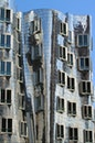 building, metal, architecture