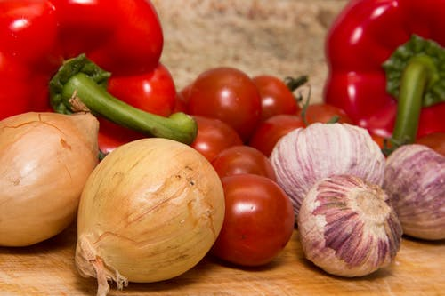 Ingyenes stockfotó egészséges, élelmiszer, fokhagyma, friss témában