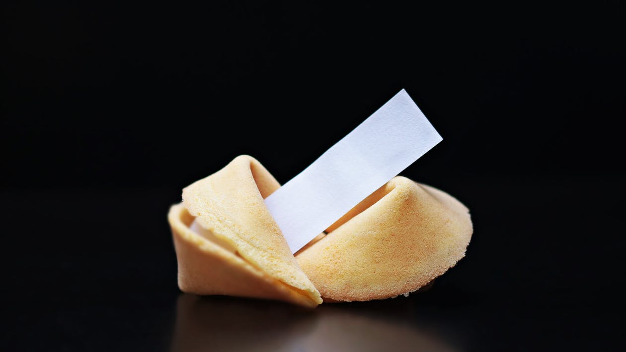 Free stock photo of Chinese, crispy pastry, fortune cookies