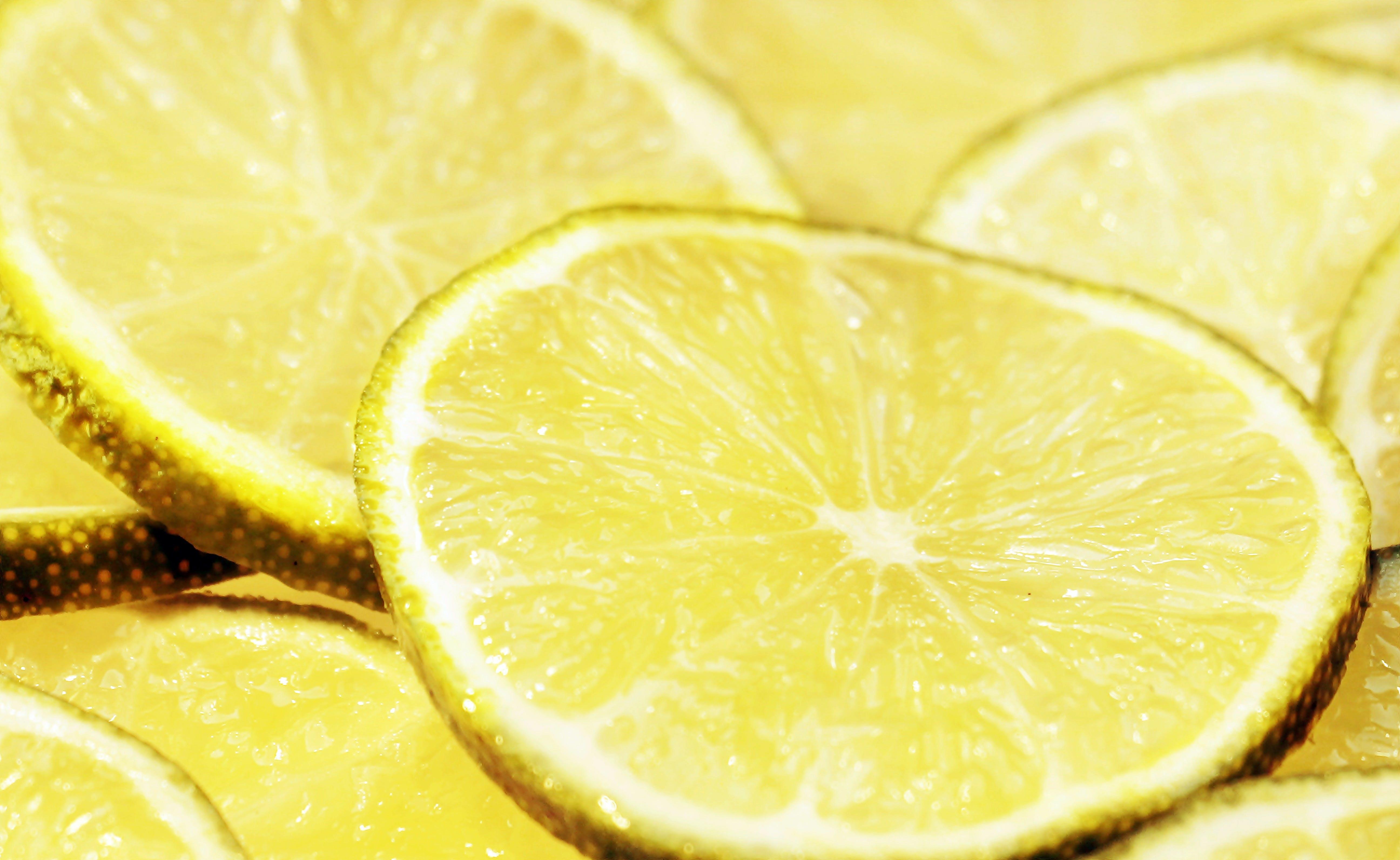 Slice of Citrus Fruits